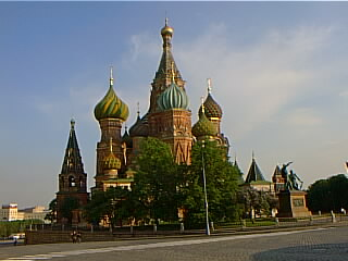 La Catedral de San Basilio